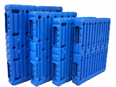 Blowing Mould Double Sides Racking Plastic Pallet